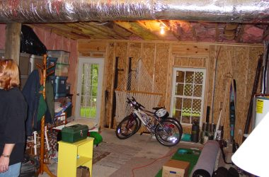 Basement Insulation