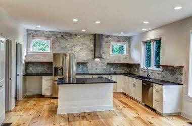 Harrisonburg custom kitchen