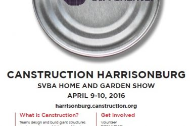 Canstruction 2016 poster